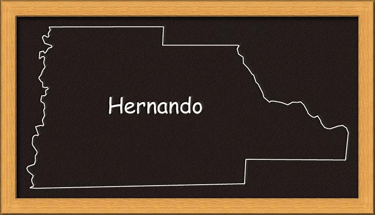 hernando fun style maps 07 chalkboard