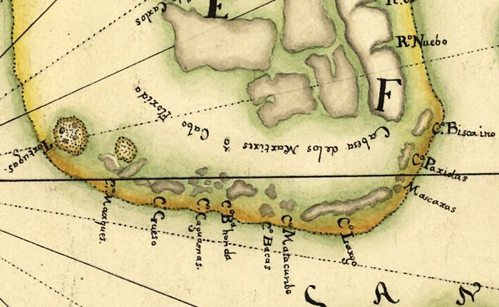 Map Of Florida Keys.Map Of Florida Keys 1670