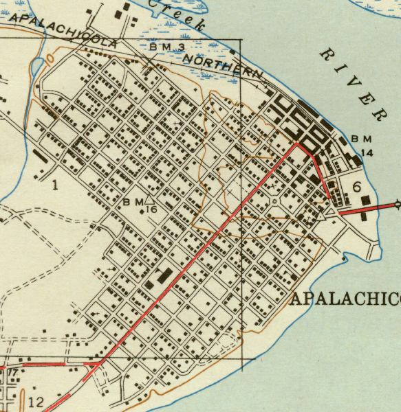 Map of Apalachicola, 1943, Florida Map Of Apalachicola Florida on map of port saint joe florida, map of punta rassa florida, map of indian creek florida, map of greenville florida, map of big coppitt key florida, map of ochlockonee river florida, map of st. lucie county florida, full large map of florida, map of cedar key florida, map of chokoloskee florida, map of st. cloud florida, map of south carolina florida, map of st teresa florida, map of texas florida, map of florida panhandle, map of micco florida, map of hypoluxo florida, map of ponce de leon florida, map of alys beach florida, map of sopchoppy florida,