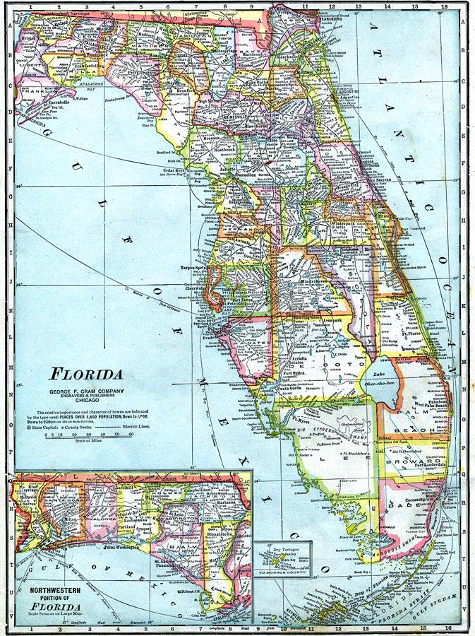 Florida, 1921