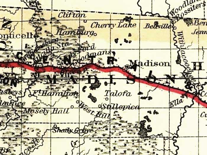 Madison County 1882