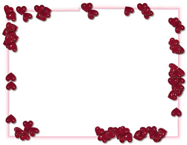 Gallery For gt Valentines Day Frame Png