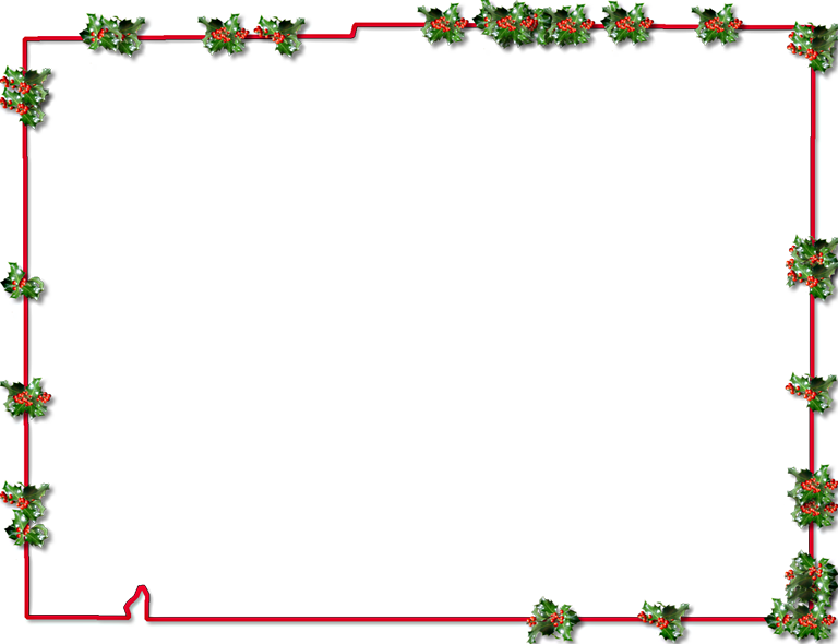 Christmas Frames Png Christmas Borders And Frames