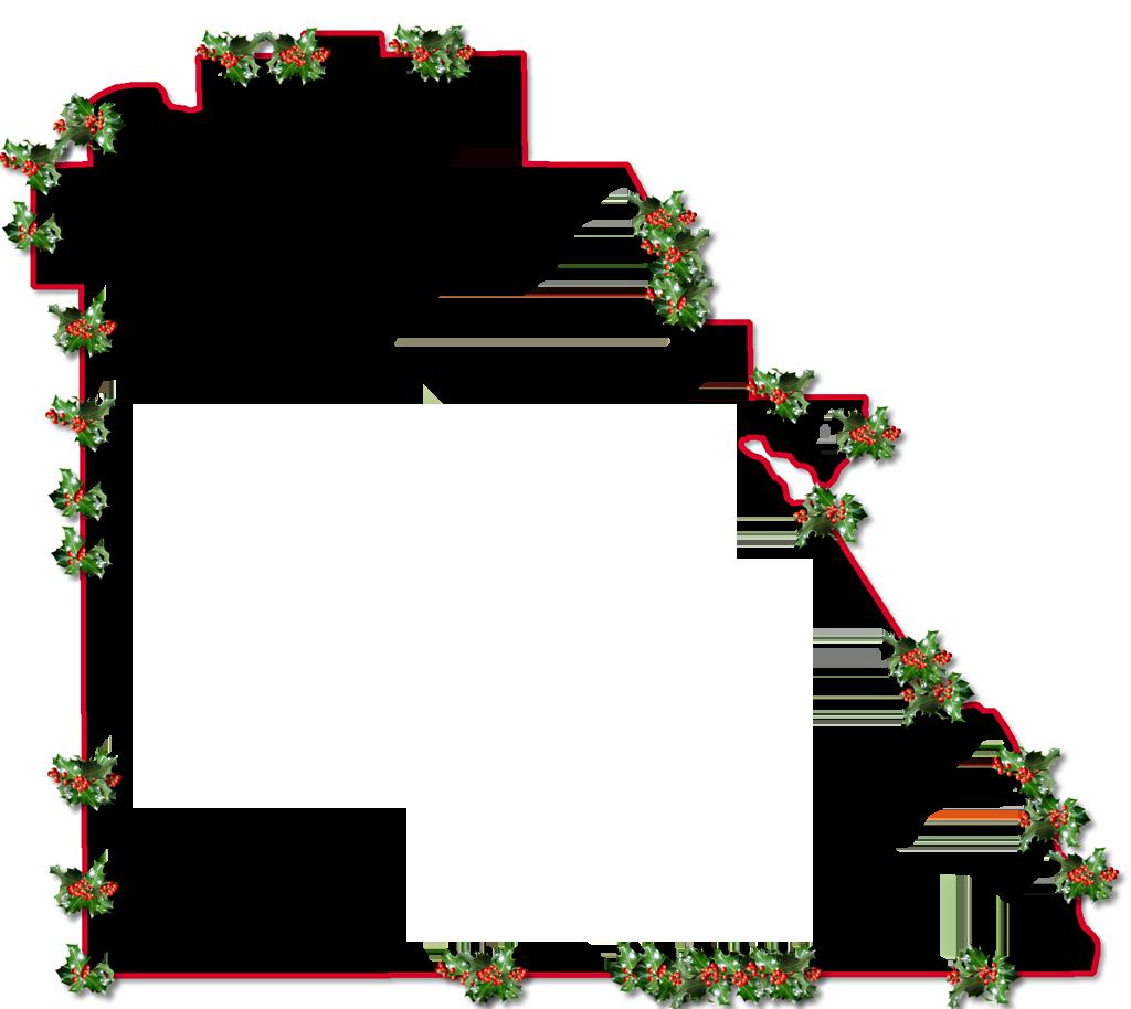 """Polk """"Fancy Frame"""" Style Maps in 30 Styles"""