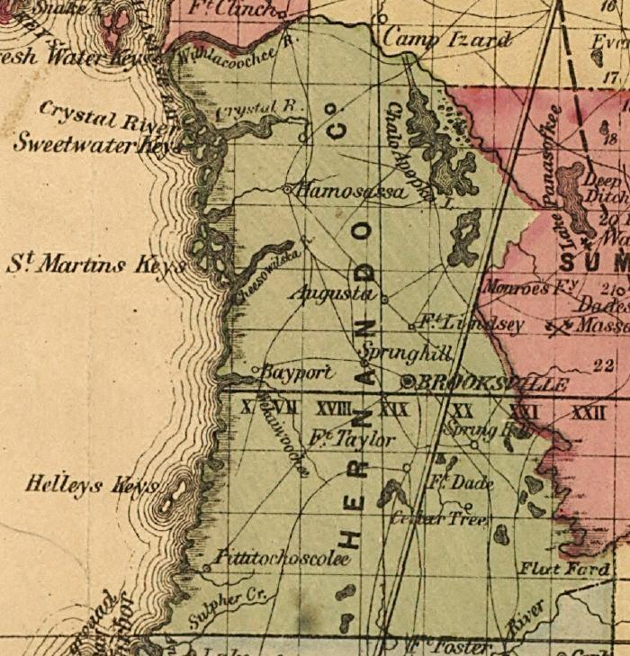 Hernando County 1874