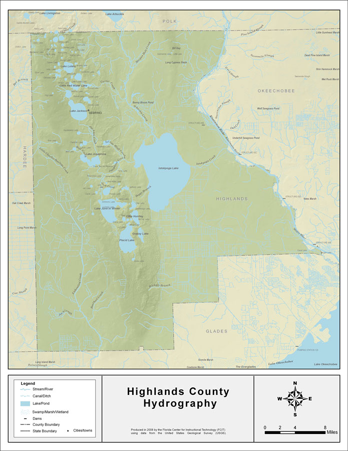 highlands county Highland county is a county located in the commonwealth of virginiaas of the 2010 census, the population was 2,321, in 2015, the population was estimated at 2,214 its county seat is.