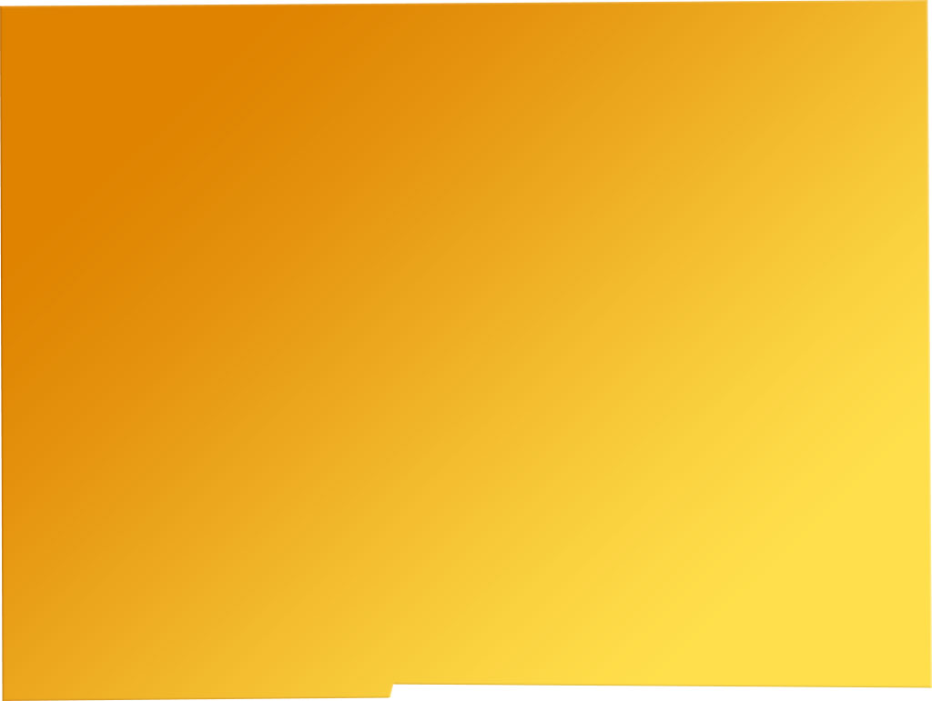 "Hardee ""Abstract"" Style Maps: #30 Yellow-Orange Gradient"