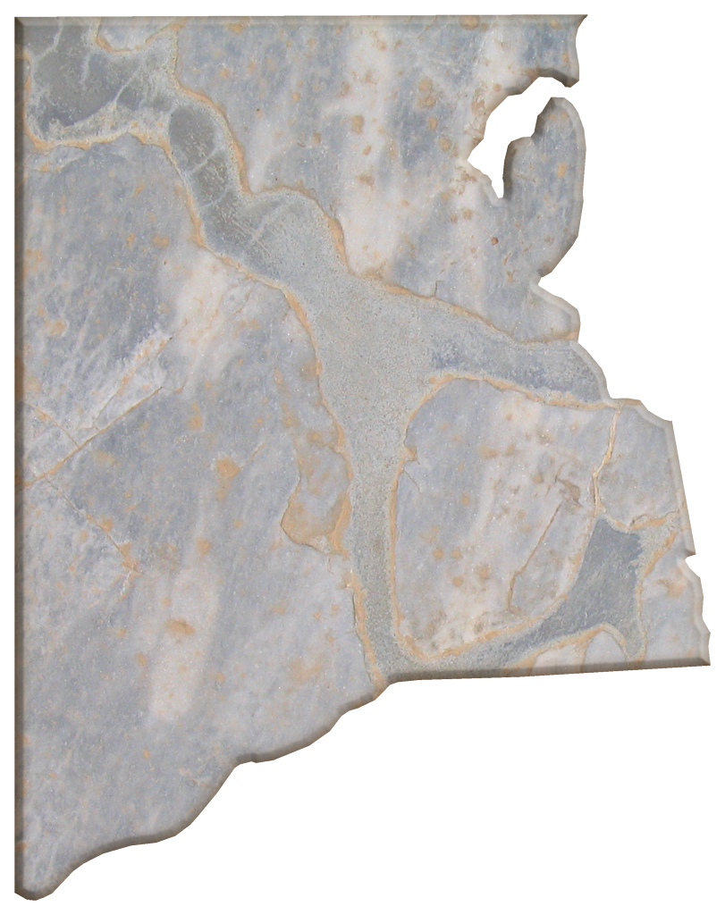 Clay Quot Fun Quot Style Maps 16 Grey Tan Marble