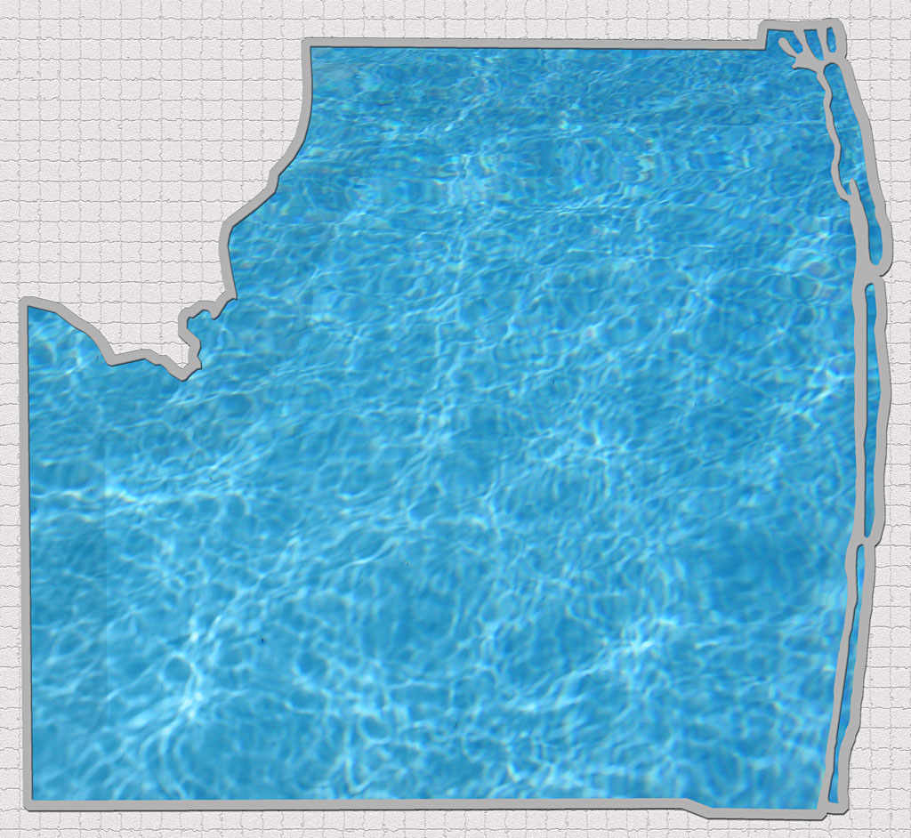 palm beach fun style maps 27 swimming pool