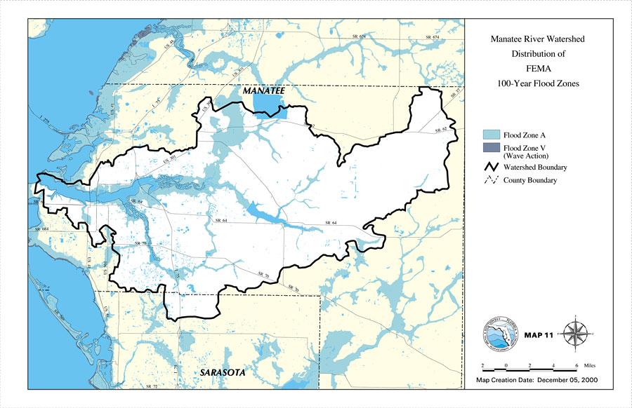 Florida Flood Zone Map