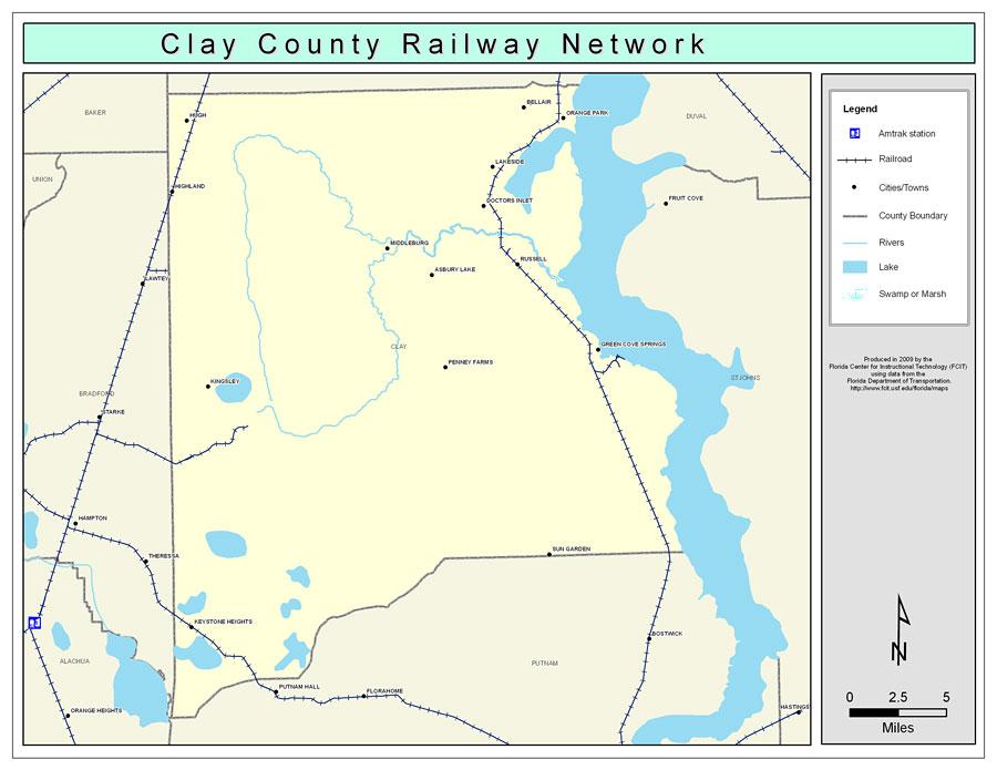 clay county florida - photo #13