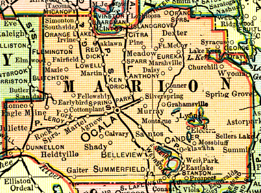 Marion County 1902