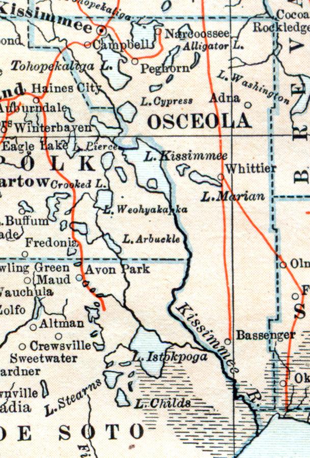 Osceola County 1914
