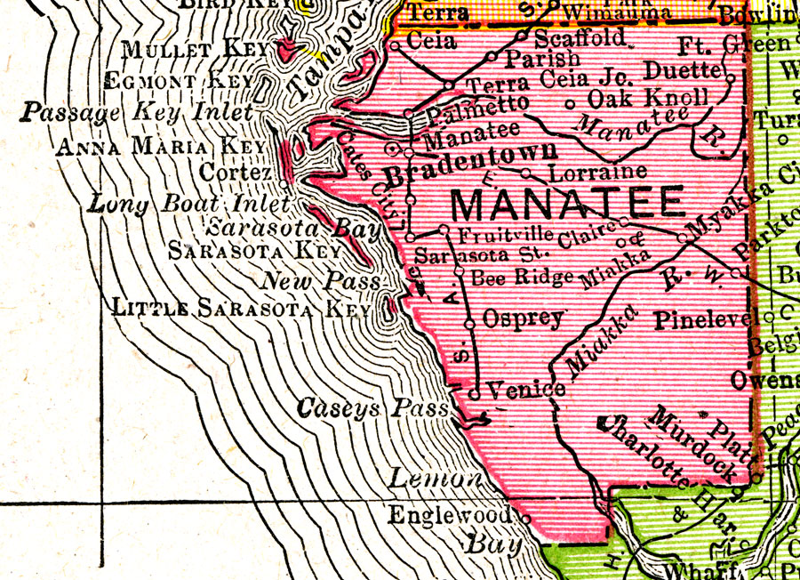 Manatee County, 1917 on lake manatee map, port manatee map, hillsborough county map, longboat key county map, otter county map, florida map, naples map, west volusia county map, manatee river map, seminole county map, charlotte county map, manatee zoning map, polk county map, st. augustine map, sarasota map, tampa county map, manatee springs state park map, broward county map, st. johns county map, pinellas county map,