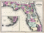 maps florida map cities southern accessors