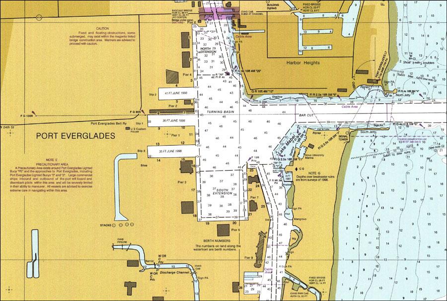 port everglades 1999