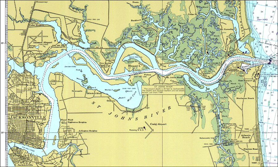 St. Johns River, 1977 on saint francis river map, lower john day river map, oregon river map, potomac river map, south branch river map, saint clair river map, salem river map, saint john's florida map, st. louis river map, ice in st. clair river map, saint joe river map, susquehanna river map, st. lawrence river on us map, united states river map, saint lawrence river map, elizabeth river map, st. mary river florida on map, vicksburg river map, saint augustine river map, ohio river map,