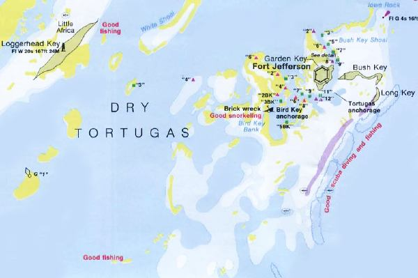 Dry Tortugas National Park 1994