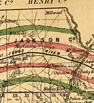 Florida Maps Jackson County
