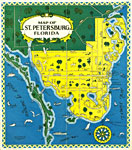 florida local maps pinellas county