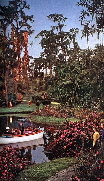 Cypress Gardens Winter Haven Florida