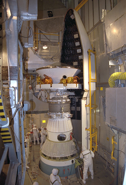 Mars Pathfinder Preparations