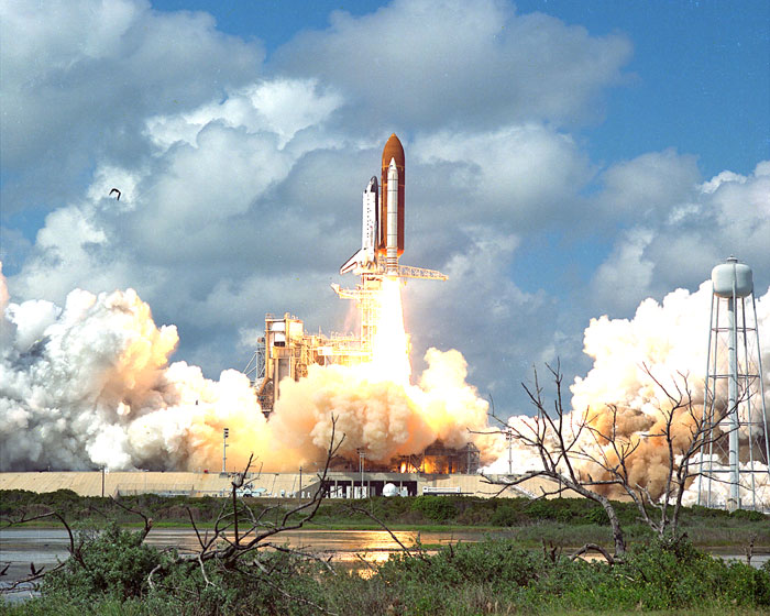 STS-26 Return to Flight launch