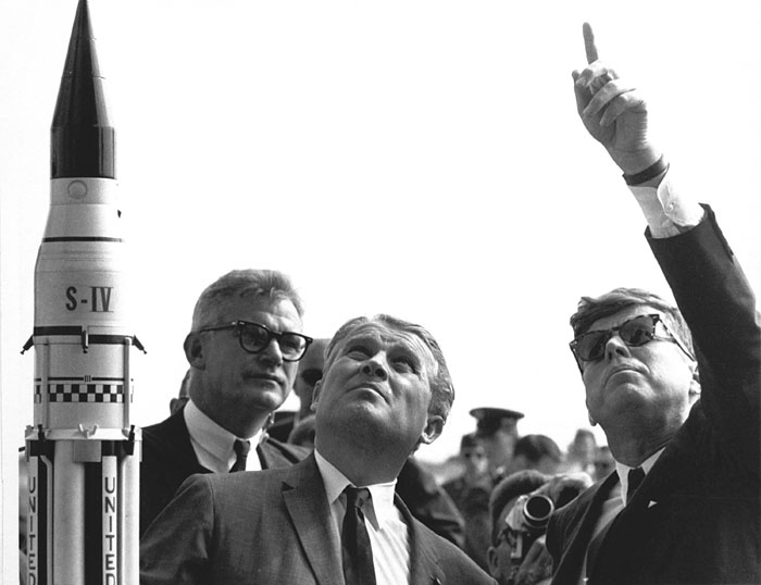 von Braun and Kennedy