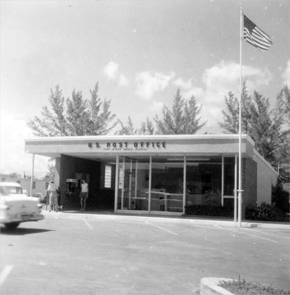 U.S. Post Office On Fort Myers Beach