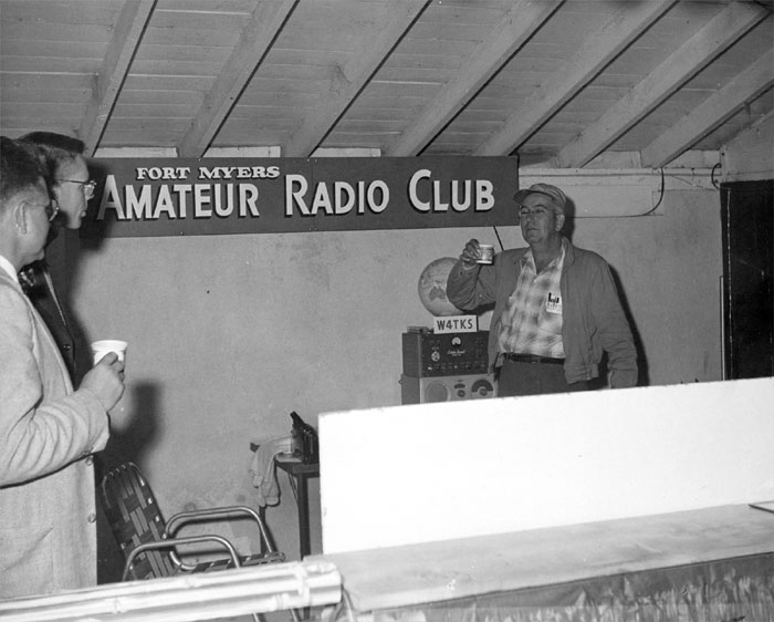 South Florida radio amateur club