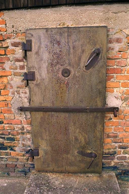 Majdanek Death Camp Gas Chamber