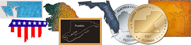 Fun Florida Maps banner image