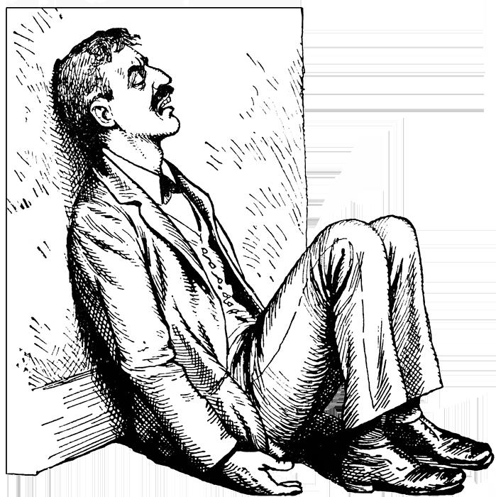 Frustrated Man | TIM
