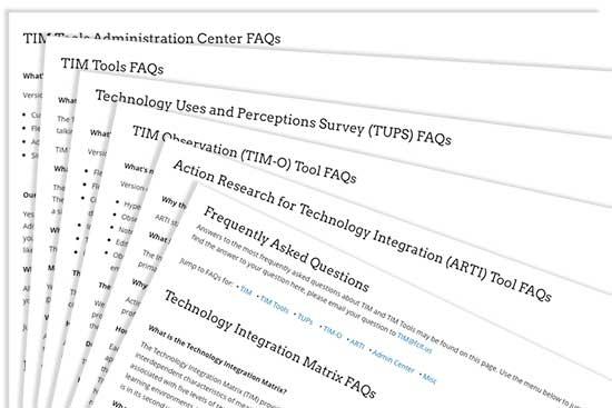 TIM | Technology Integration Matrix