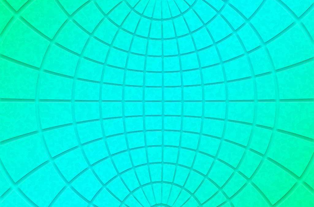 Green Globe Background
