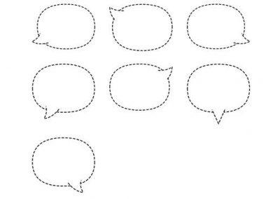 Whisper Balloons (7 Variations)