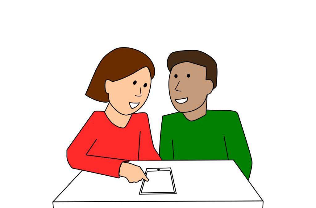 Tablet Partners (2 Variations)