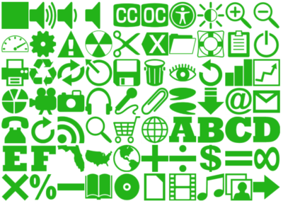 160 Green Icons