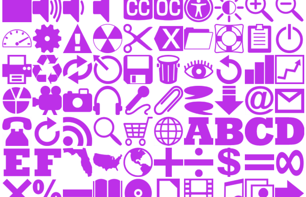 160 Violet Icons