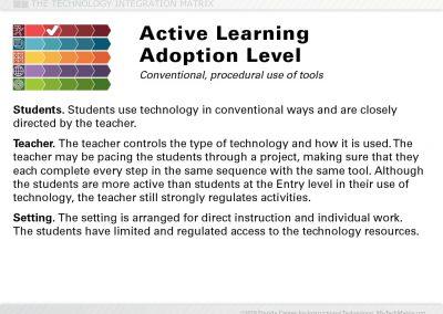 Active Adoption Slide