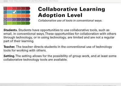 Collaborative Adoption Slide