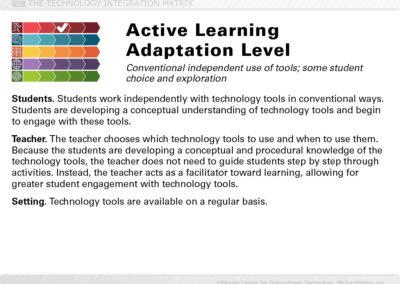 Active Adaptation Slide