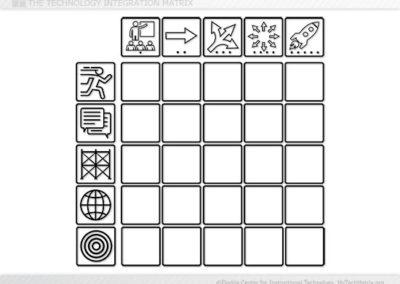 Blank Matrix Checkbox Slide