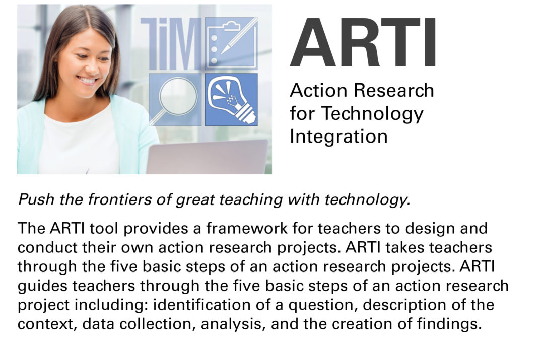 ARTI Introduction Slide