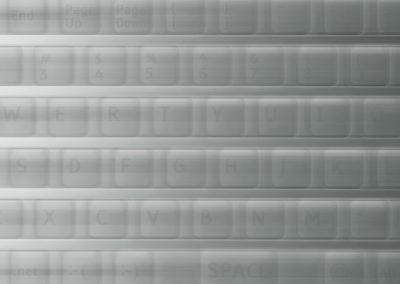 Blurred Keyboard Background