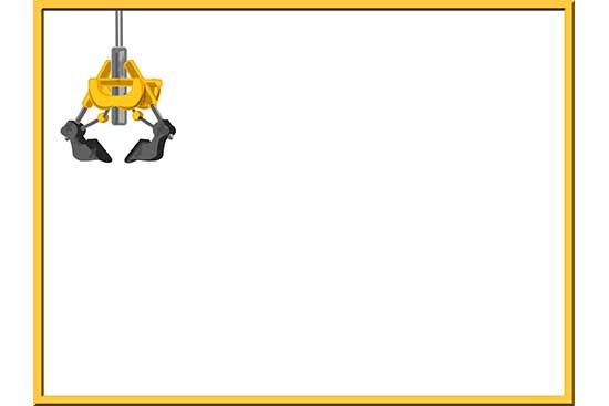Robot 49: Claw Crane Background Slide