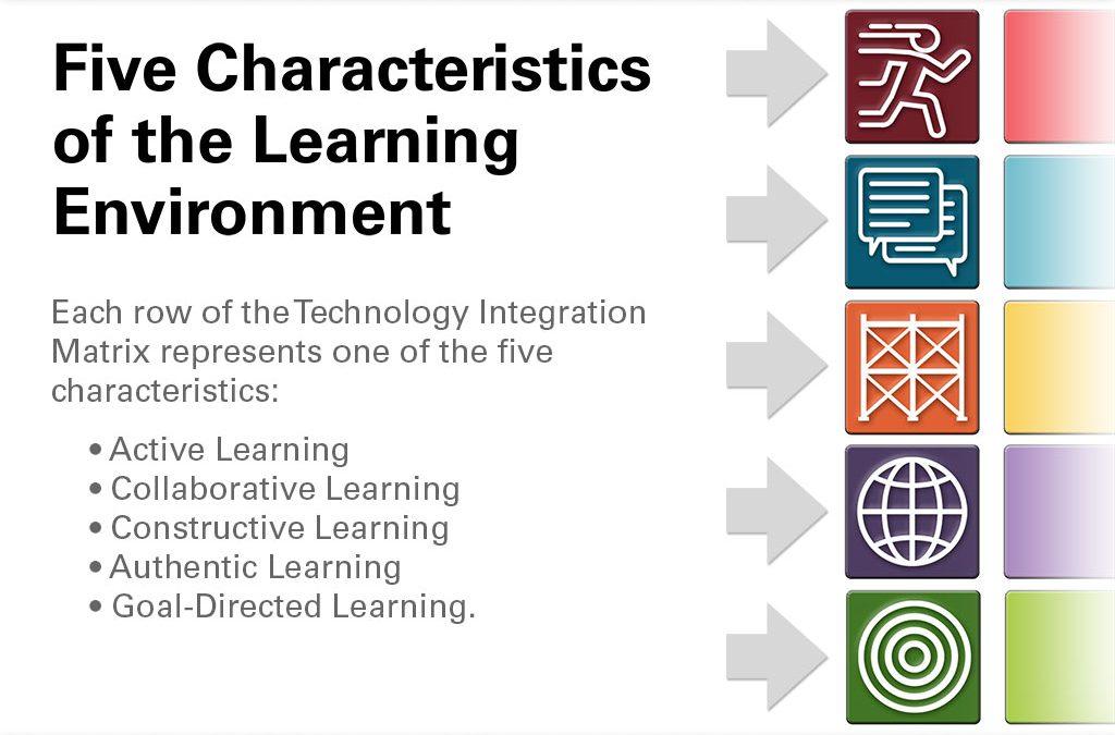 Five Characteristics, Icon Version