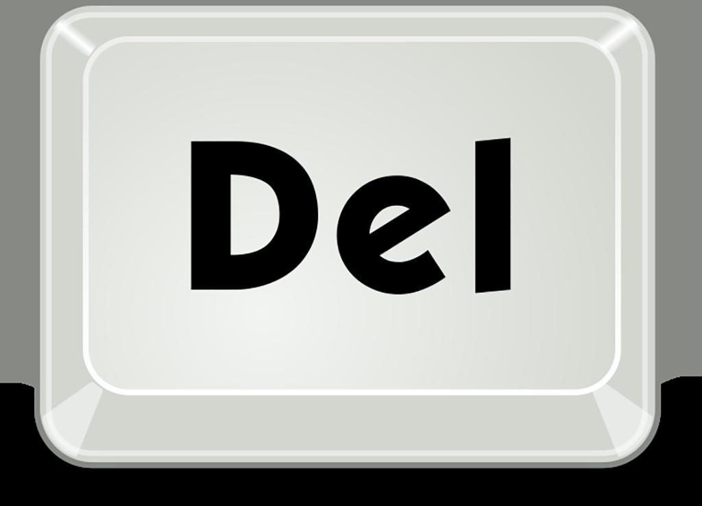 delete blank page in pdf