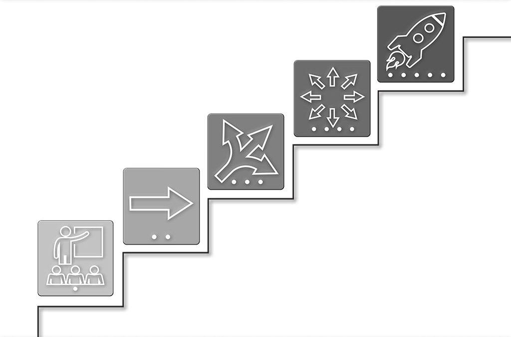 Levels Icon Slide