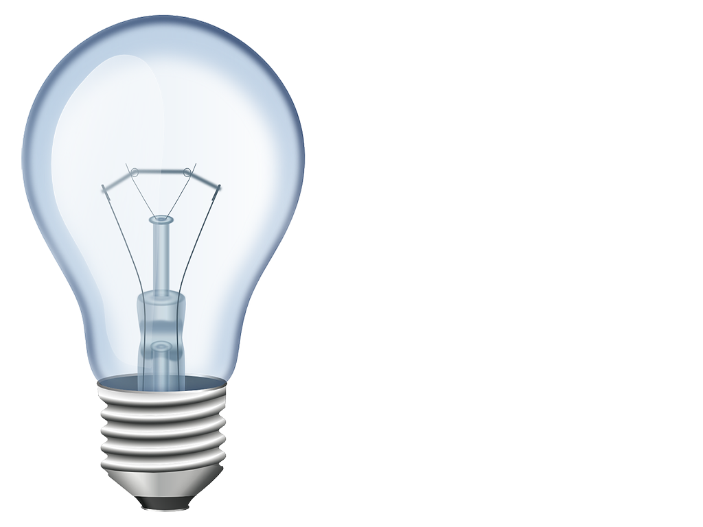 Idea Lightbulb Slide | TIM